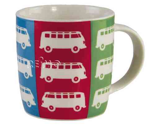 Taza VW Colors